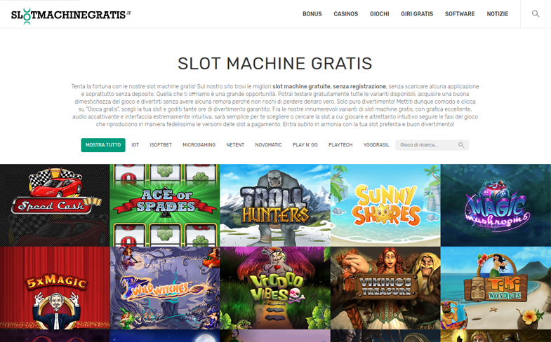 Slotmachinegratis.it